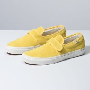 Vans Slip-On 47 V Suede Aspen Gold